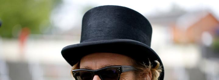 Simon Baker's Car:  The Aussie Actor Drives a Great American Car