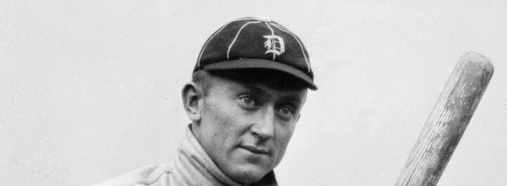How Early Investments In GM and Coke Made Ty Cobb One Of The Richest Athletes Of All Time