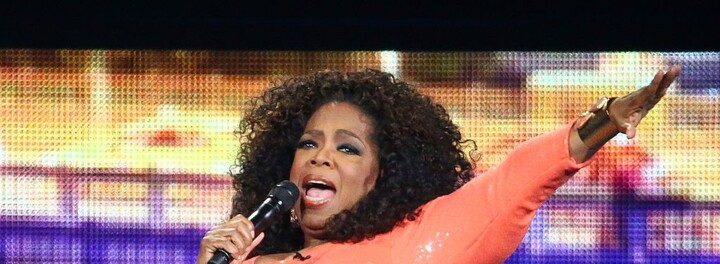 How Oprah Winfrey Literally Rose From Rags To Multi-Billion Dollar Riches