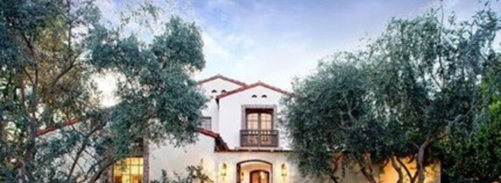 Trey Parker's House:  The Cartoon Creator Cashes In On His Success