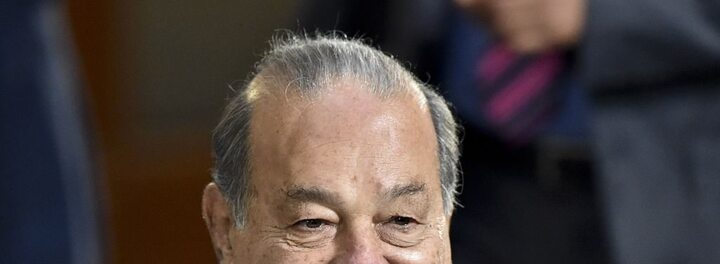 How Carlos Slim Built A $70 Billion Fortune And Global Empire