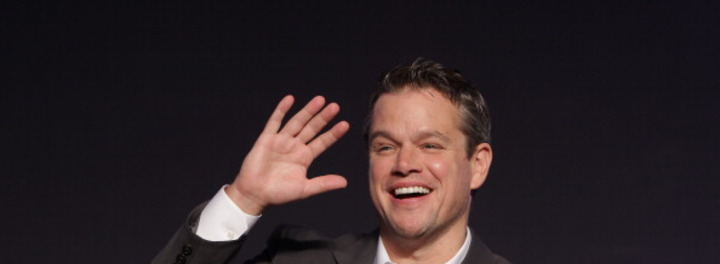 Matt Damon's House:  The Private Star Buys a Very Public House