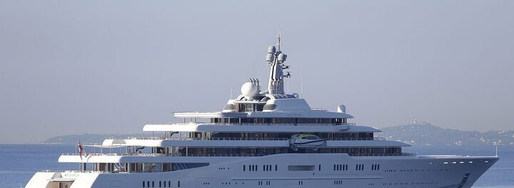 The 10 Most Expensive Yachts In The World