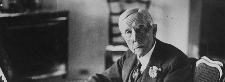 How John D. Rockefeller Became The Richest Person In Modern History
