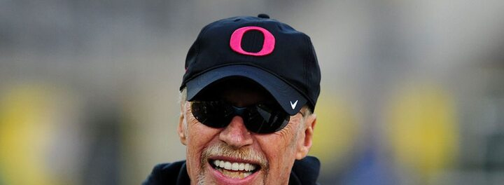 How Nike Founder Phil Knight Turned a College Paper Into a $16.3 Billion Personal Fortune