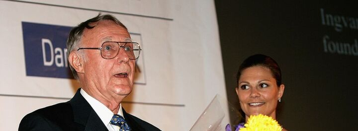 How Much is IKEA Founder Ingvar Kamprad Really Worth?