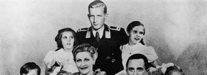 Nazi Leader Joseph Goebbels' Surviving Step-Grandchildren Are Billionaires