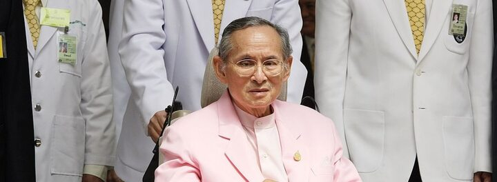 Violent Military Coups, Mysterious Family Murders And Immense Wealth And Power. The Life Of King Bhumibol Adulyadej Of Thailand