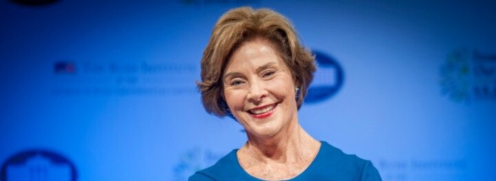 Laura Bush Net Worth