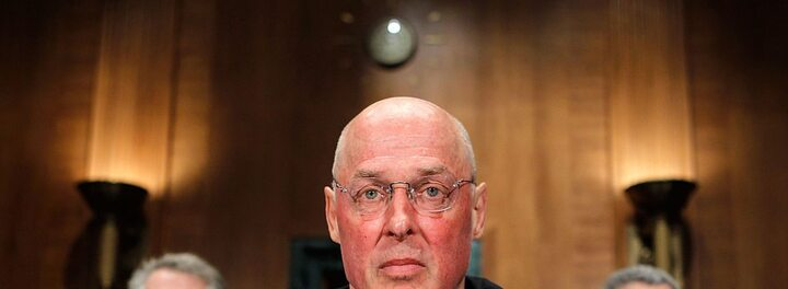 The $200 Million Reason Henry Paulson Became Treasury Secretary