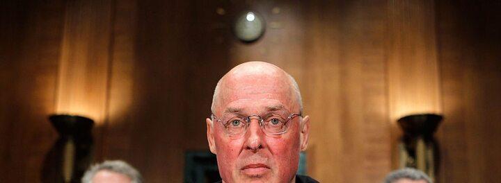 The $200 Million Reason Henry Paulson Became Treasury Secretary