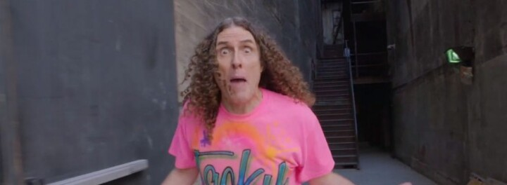 How Weird Al Rocked The Social Media World To Reach #1 On The Charts