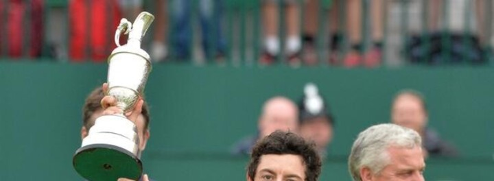 10 Years Ago Rory McIlroy's Dad Placed A $200 Bet That His Son Would Win The British Open Before He Turned 26... Awesome Story.