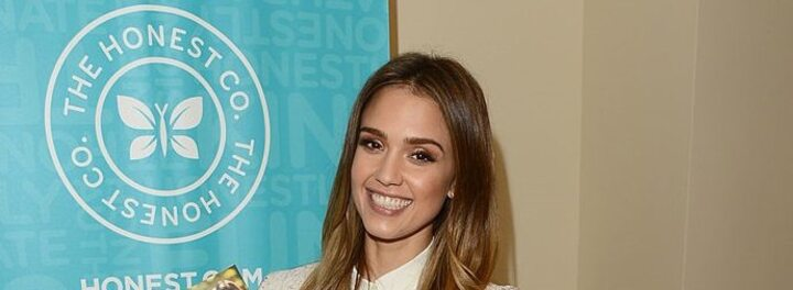 Jessica Alba Co-Founded A Baby Product Company That Is Now Worth $1 Billion