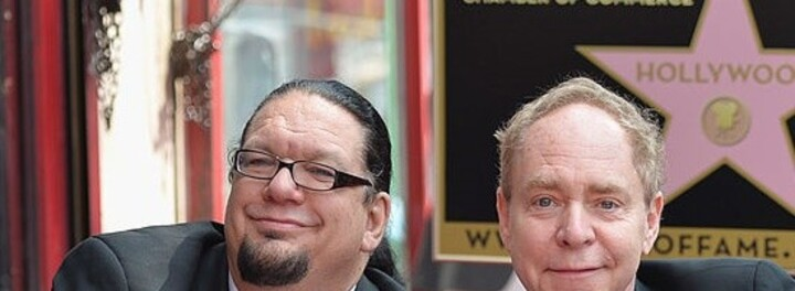 Penn and Teller Net Worth