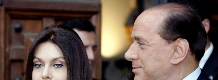 Wait Till You Hear How Much Silvio Berlusconi Pays His Ex-Wife In Alimony... Every Single Day.