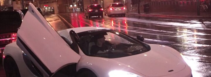 Deadmau5 Is Moonlighting As A Toronto Uber Driver... In His $300k McLaren 650S