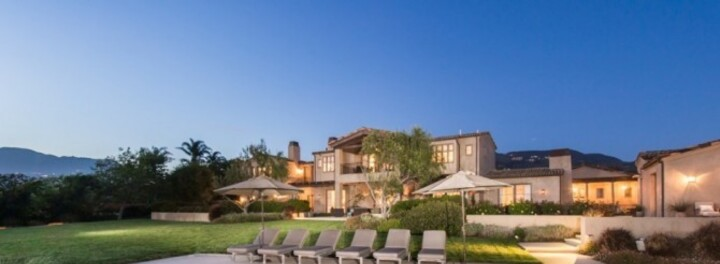 Lady Gaga Just Dropped $24 Million On This Amazing Malibu Mansion