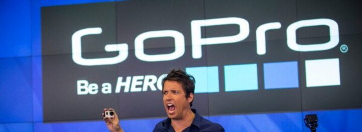 GoPro Crashes After Founder Uses Stock Sale Loophole To Do Something Pretty Amazing