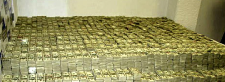 What Happens To Money Confiscated From Drug Busts?