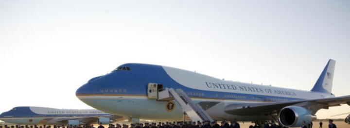 Everything You Could Ever Want To Know About Air Force One - AKA The Coolest Private Jet EVER