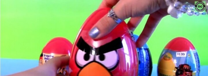 This Mystery Woman Makes $13 Million A Year Opening Toys On YouTube