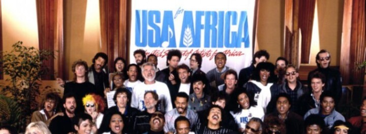"""The Net Worth Of Every """"We Are The World"""" Performer 30 Years Later"""