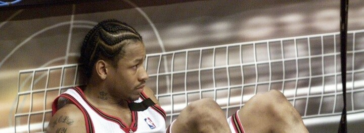 Former Teammate Says Allen Iverson Used To Drop $30-40k Every Time He Went To A Strip Club...