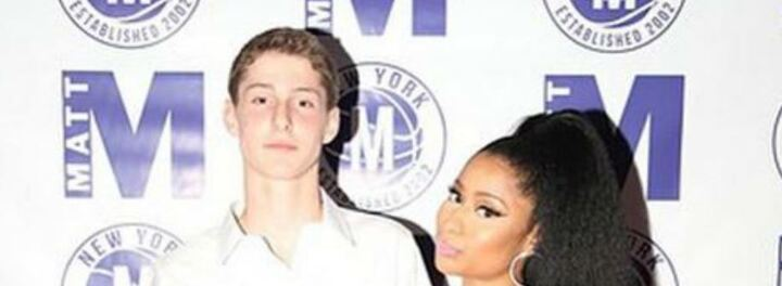 Nicki Minaj Paid Small Fortune To Appear At New York City Teenager's Bar Mitzvah