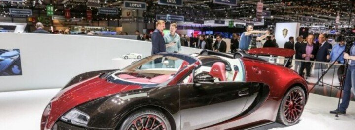 "Say Hello And Goodbye To The $3 Million Bugatti Veyron ""La Finale"""