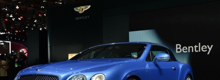 The Quarter Million Dollar Bentley Continental GT Speed