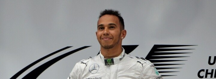 Formula One Driver Lewis Hamilton Just Signed $44 Million PER YEAR Contract With Mercedes-AMG