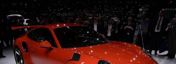 What Do You Get George Clooney On His Birthday? How About A $176k Porsche 911 GT3 RS?