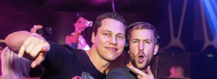 Calvin Harris Just Dethroned Tiesto To Become The Richest DJ In The World