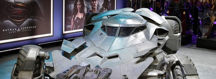 How Does The New Batmobile Compare To Previous Versions?