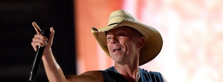 Kenny Chesney Is The Richest Musician Whose Music You've Probably Never Heard (Ok Maybe You Have, I haven't...)