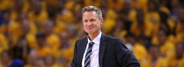 Steve Kerr Is Looking Like An Absolute Bargain At $5 Million/Season
