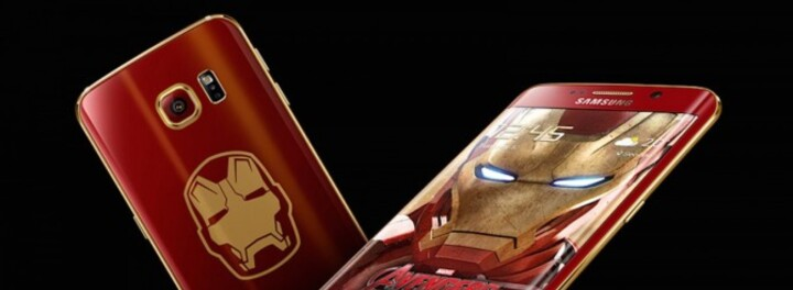 "Mystery Chinese Crazy Person Drops $91K On ""Iron Man"" Samsung Smartphone For A Very Silly Reason"