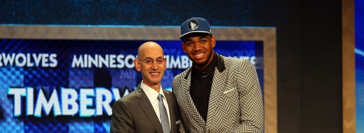 Last Time The Minnesota Timberwolves Had A #1 Draft Pick, Something Very Strange Happened...