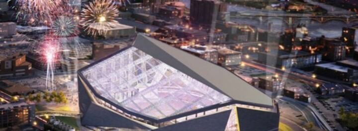 U.S. Bank Buys Naming Rights For Minnesota Vikings Stadium For $220 Million