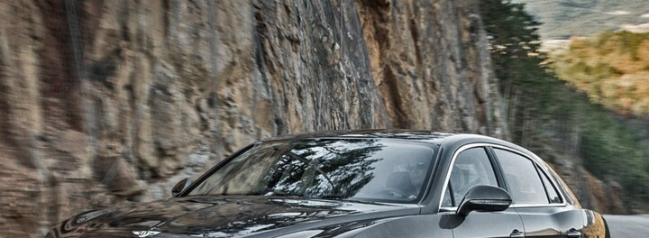 Amazing Car Of The Day: The Bentley Continental Flying Spur