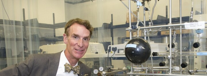 With $807,195 Raised, Bill Nye is Officially The Most Funded Kickstarter Documentary EVER