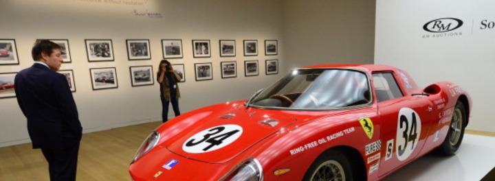$390 Million Worth Of Deals Were Just Transacted At Monterey Car Week