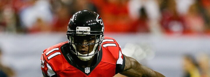 Julio Jones Latest Wide Receiver To Sign Big Money Deal