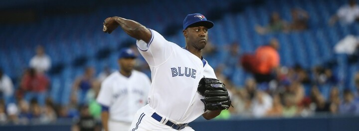 Blue Jays Pitcher LaTroy Hawkins Just Joined Some Very Exclusive Baseball Company