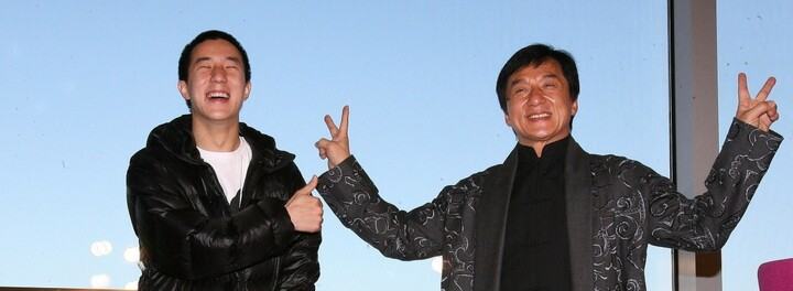 Jackie Chan Probably Doesn't Get A Father's Day Card From His Son...