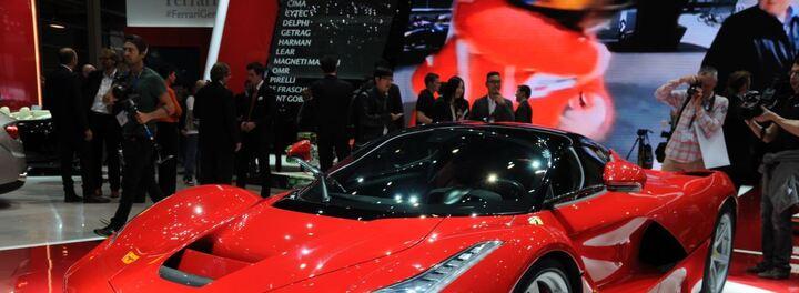 Amazing Car Of The Day: The Ferrari LaFerrari