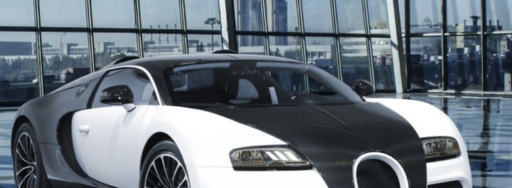 Amazing Car Of The Day: The Mansory Vivere Bugatti Veyron