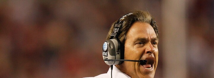 Nick Saban's Dealership Is Selling A Super Luxurious Tailgating Van