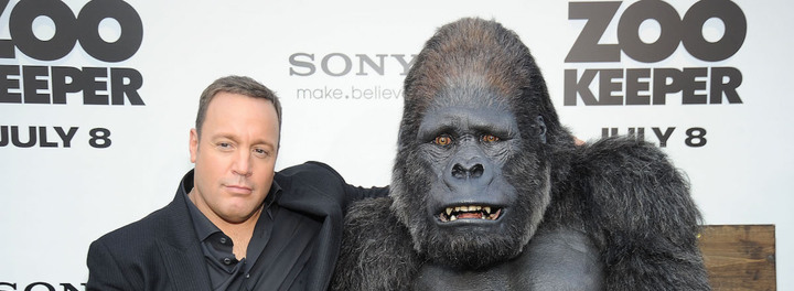 Top 5 Highest Grossing Kevin James Films